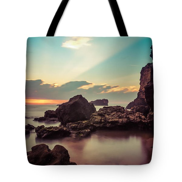 Tote Bag featuring the photograph New Vision by Thierry Bouriat