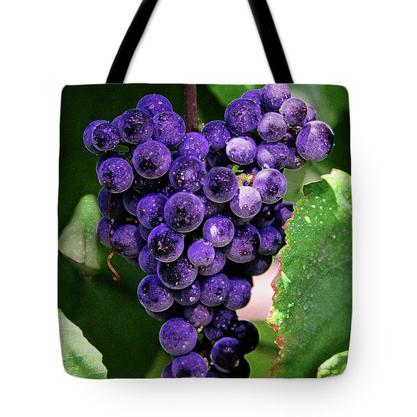 New Wine Tote Bag by Constance Woods