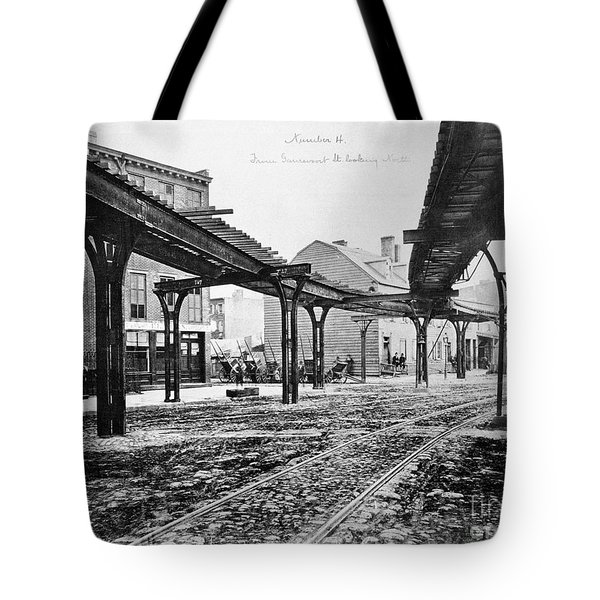 New York: Ninth Avenue Tote Bag by Granger