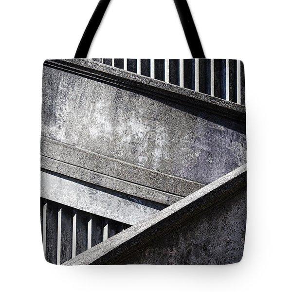 Newport Bridge Tote Bag by Elena Nosyreva