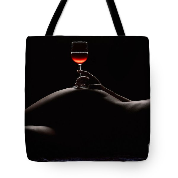 Night Tote Bag by Naman Imagery