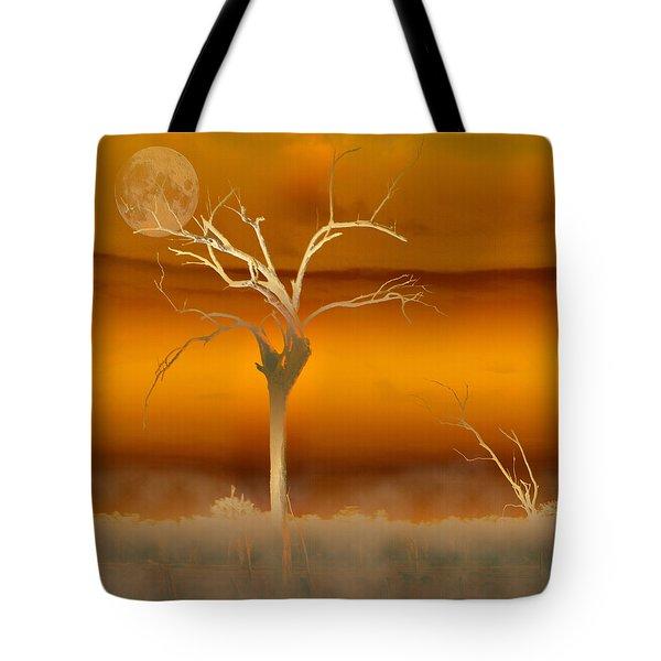 Night Shades Tote Bag by Holly Kempe