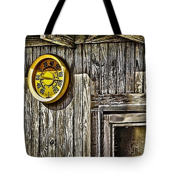 Ninety Plus Tote Bag by Greg Jackson