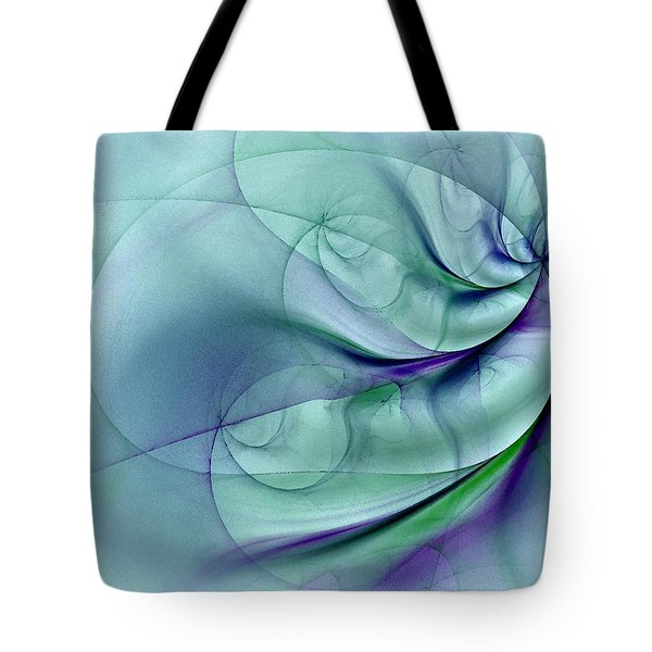 No More To Roam Tote Bag by NirvanaBlues