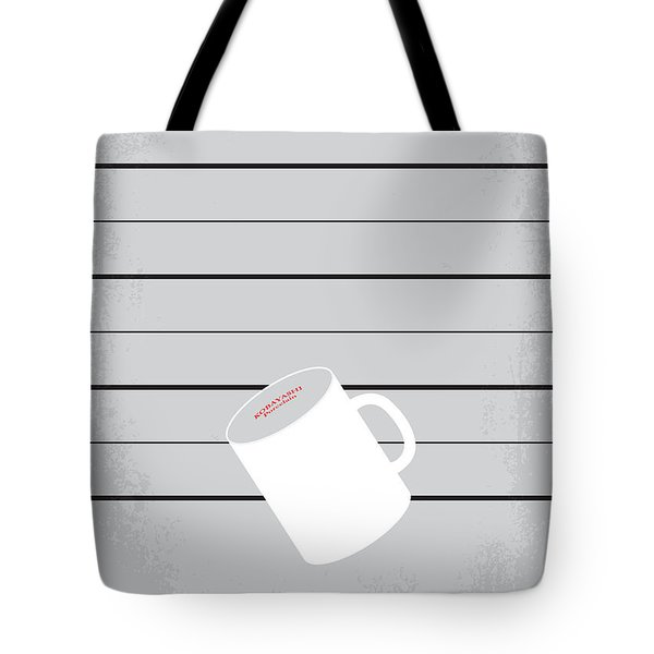 No095 My The usual suspects minimal movie poster Tote Bag by Chungkong Art