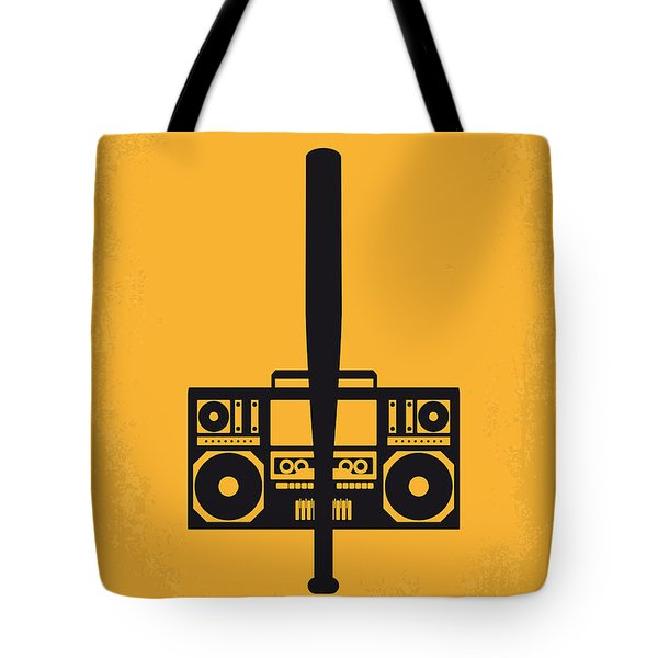 No179 My Do The Right Thing Minimal Movie Poster Tote Bag by Chungkong Art