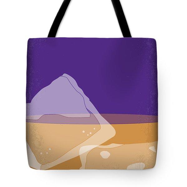 No180 My Leaving Las Vegas minimal movie poster Tote Bag by Chungkong Art