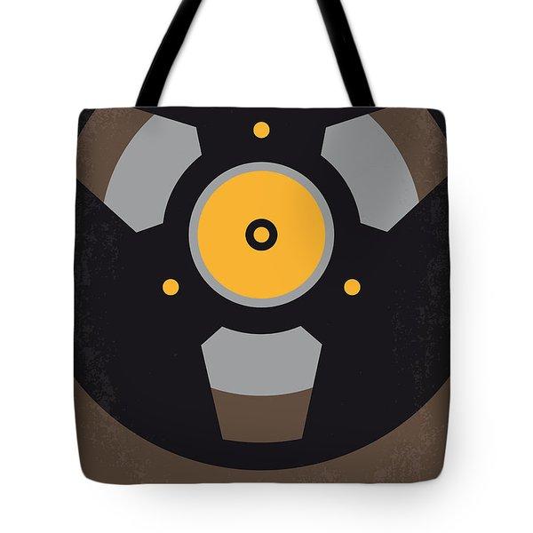 No181 My Sound City minimal movie poster Tote Bag by Chungkong Art