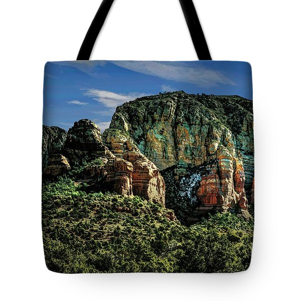 Nobody Paints Like Mama Tote Bag by Jon Burch Photography