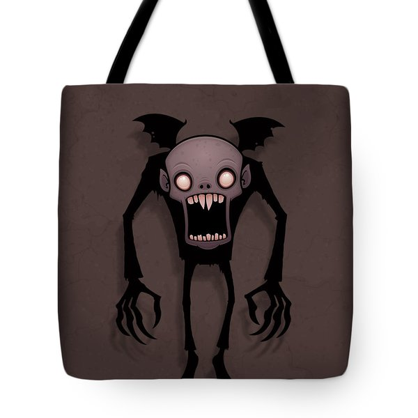 Nosferatu Tote Bag by John Schwegel