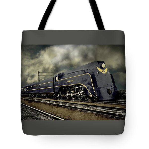 Nostalgic Era Tote Bag by Steven Agius