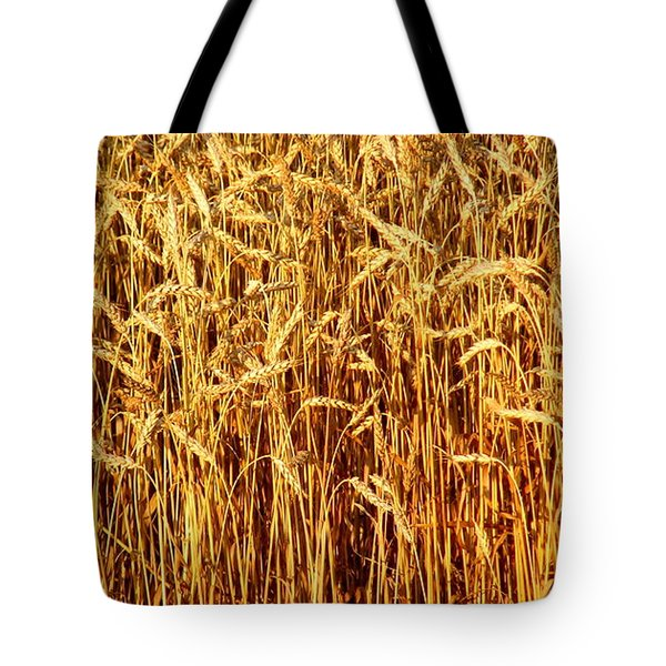 Not Just In Kansas Tote Bag by Ed Smith