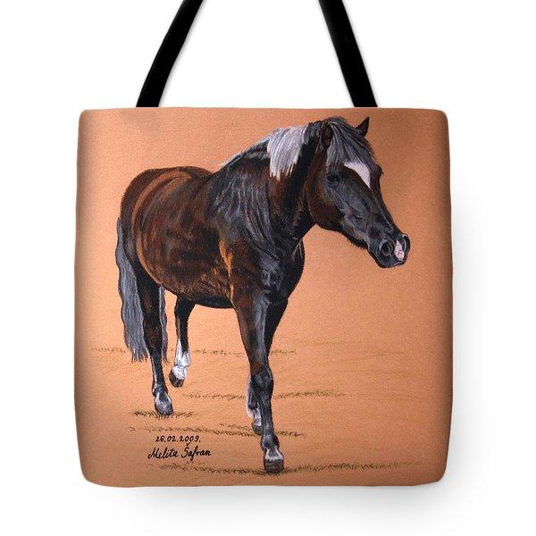 Nyx Tote Bag by Melita Safran
