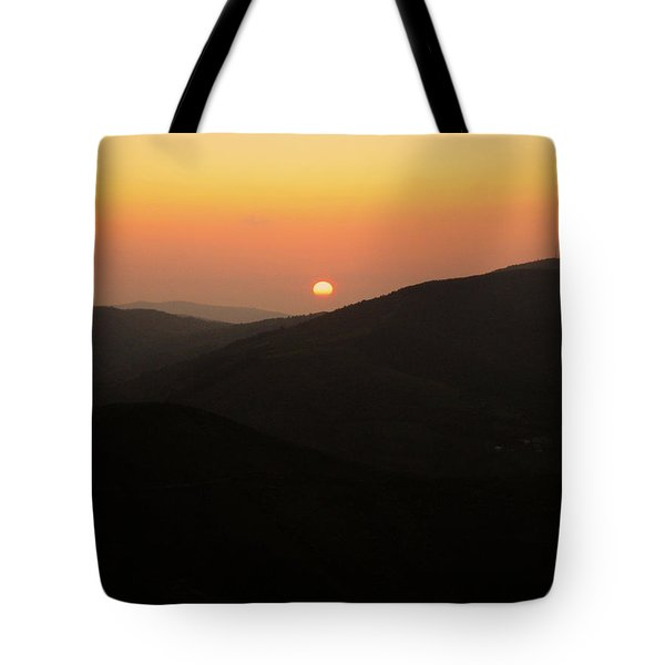 O Cebreiro Tote Bag by Oliver Johnston