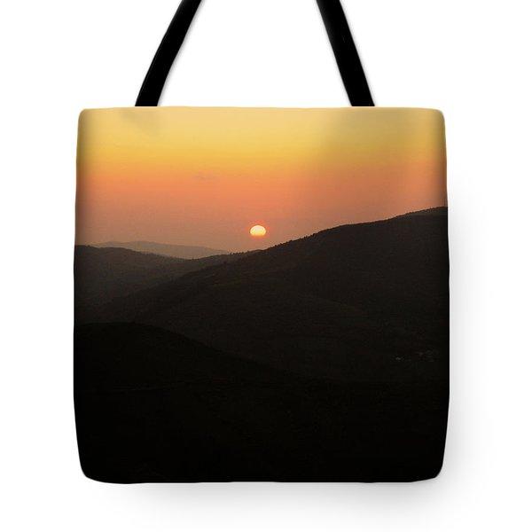 O Cebreiro Tote Bag by Oliver Johnston