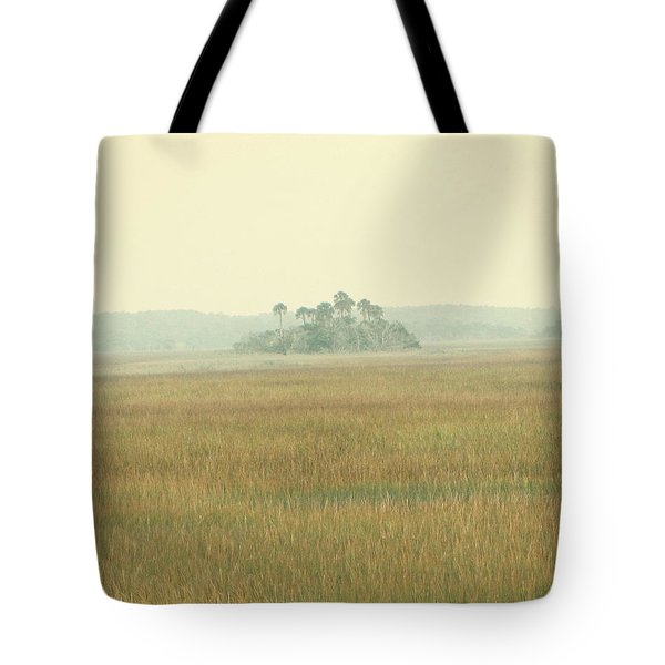 Oasis Tote Bag by Amy Tyler