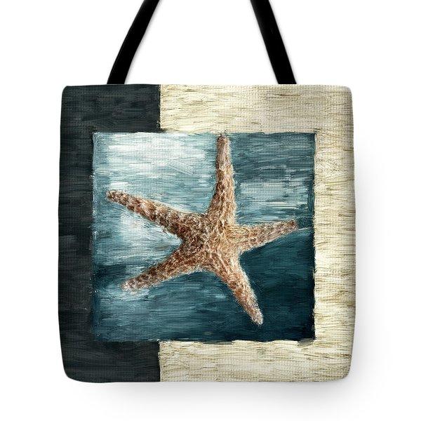 Ocean Gem Tote Bag by Lourry Legarde