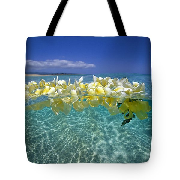 Ocean Surface Tote Bag by Vince Cavataio - Printscapes
