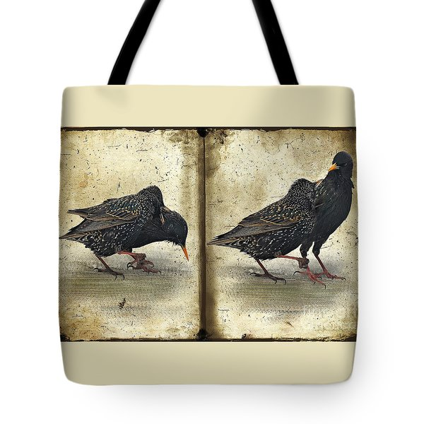 Oh No You Didn't Tote Bag by Lois Bryan