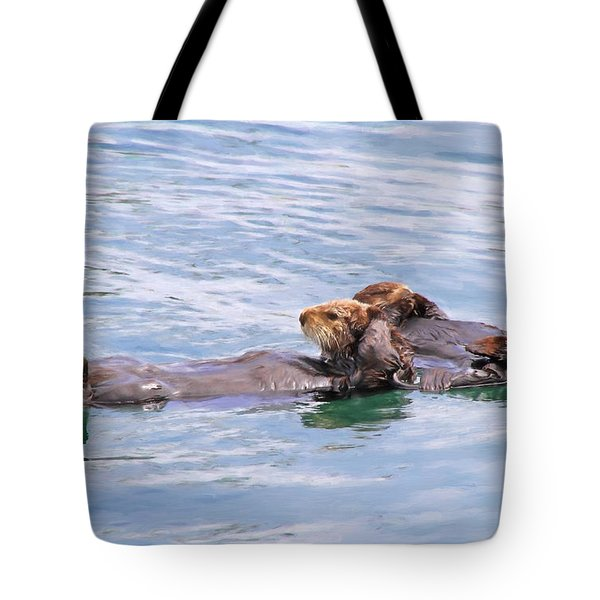 Ohh Our Aching Heads - What A Party  Tote Bag by Donna Kennedy