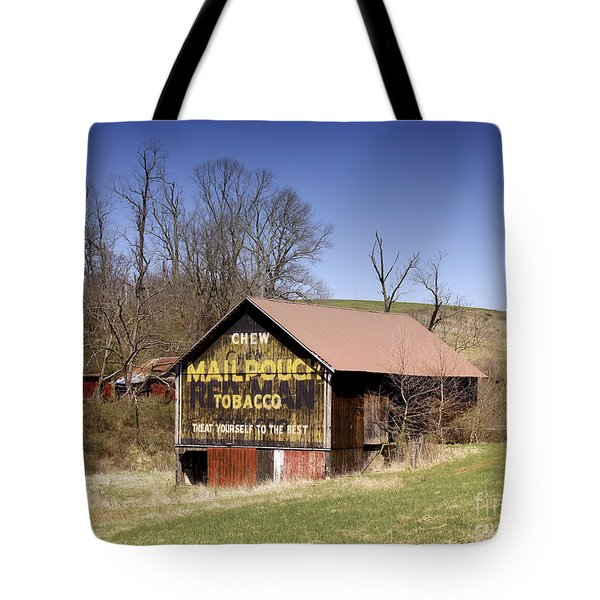 Ohio: Barn, 2009 Tote Bag by Granger