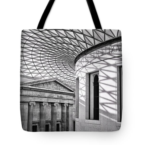 Old and New Tote Bag by Heather Applegate