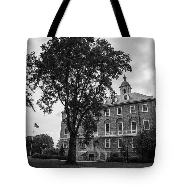 Old Main Penn State Tote Bag by John McGraw