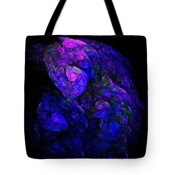 Old Man Take a Look at Yourself Tote Bag by David Lane