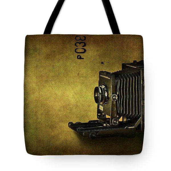 Old School Tote Bag by Evelina Kremsdorf