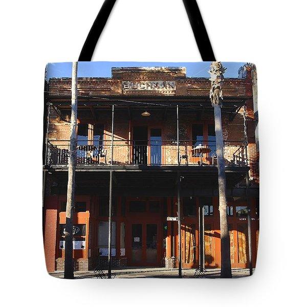 Old Ybor Tote Bag by David Lee Thompson