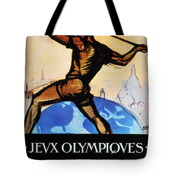 Olympic Games, 1924 Tote Bag by Granger