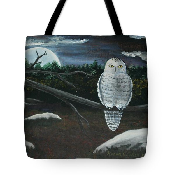 Omens of Change Tote Bag by Karen Giles