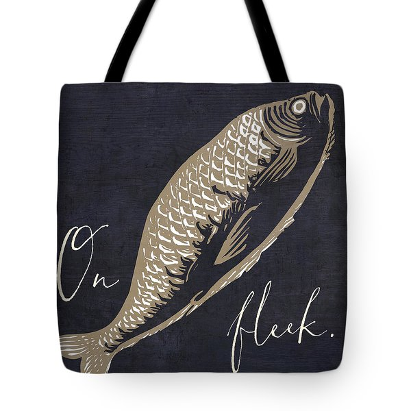 On Fleek Tote Bag by Mindy Sommers