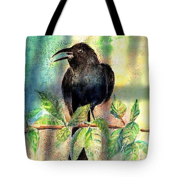 On The Outside Looking In Tote Bag by Arline Wagner