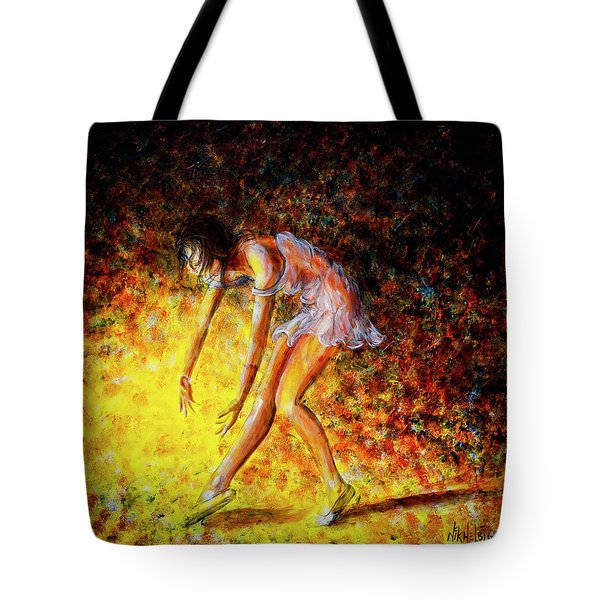 Once In A Lifetime Iv Tote Bag by Nik Helbig