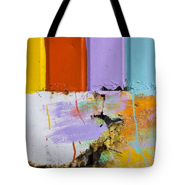 Once Upon A Circus Tote Bag by Skip Hunt