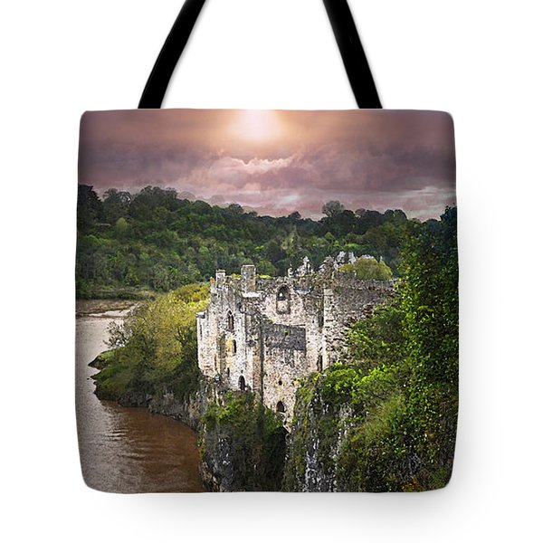 Once Upon A Time Tote Bag by Vicki Lea Eggen