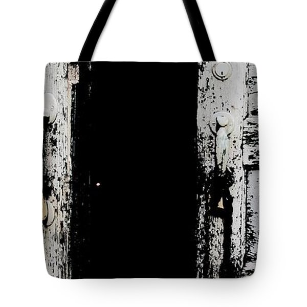 One Last Look Inside Tote Bag by Ed Smith