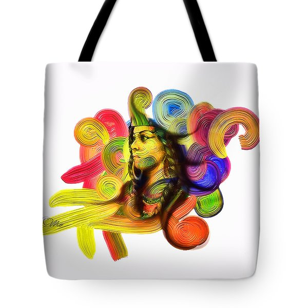 One Part 1 Tote Bag by Mo T