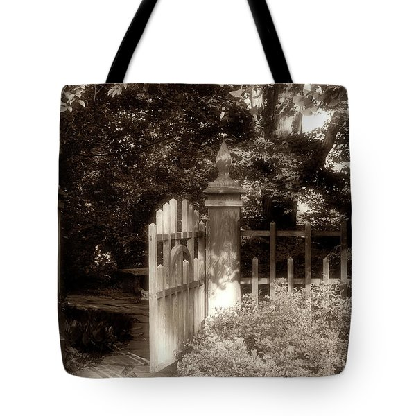 Open Invitation Tote Bag by Tom Mc Nemar