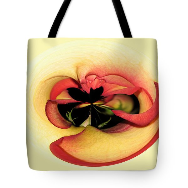 Open To Imagination Tote Bag by Teresa Zieba