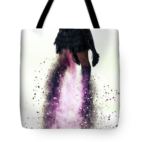 Operatic Tote Bag by Nichola Denny