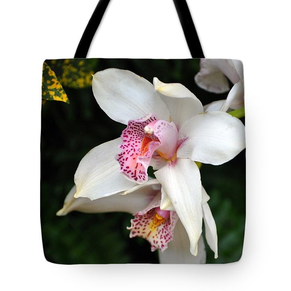 Orchid 29 Tote Bag by Marty Koch
