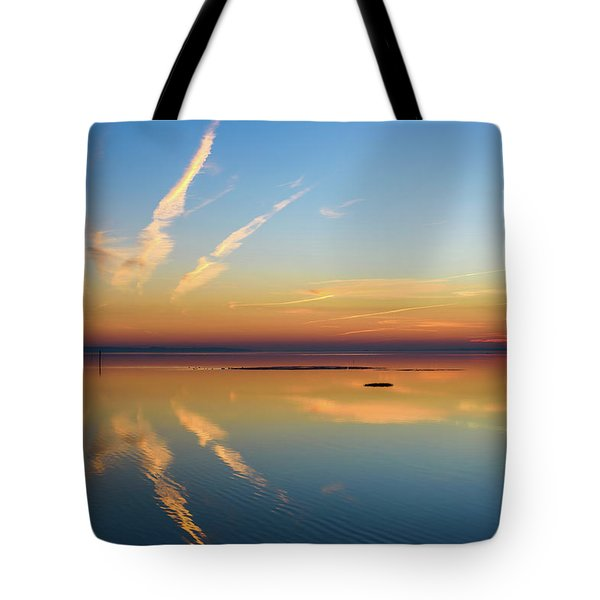 Tote Bag featuring the photograph Or'dinaire by Thierry Bouriat