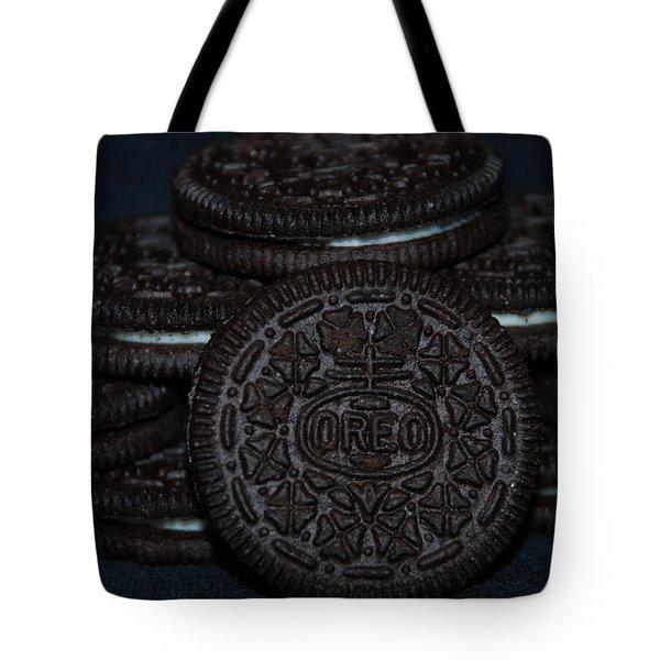 Oreo Cookies Tote Bag by Rob Hans