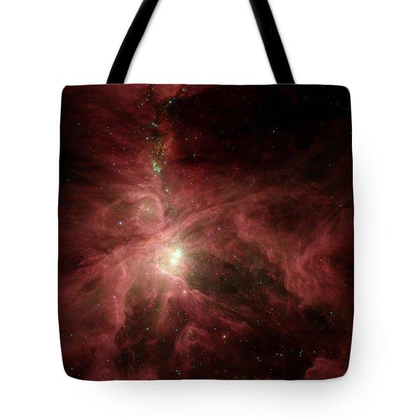 Orions Inner Beauty Tote Bag by Stocktrek Images