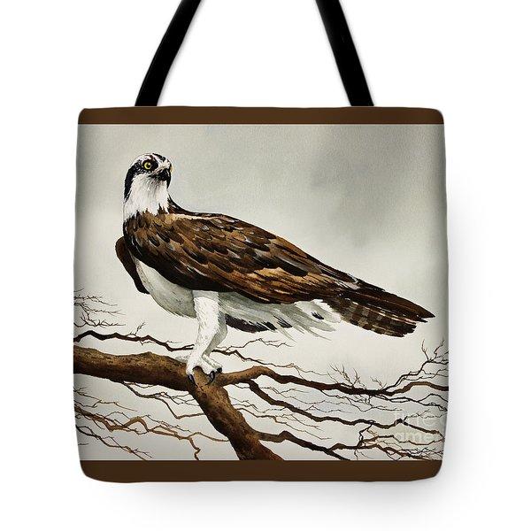 Osprey Sea Hawk Tote Bag by James Williamson