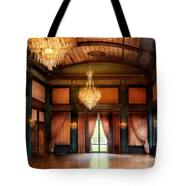 Other - The Ballroom Tote Bag by Mike Savad