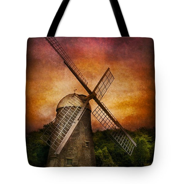 Other - Windmill Tote Bag by Mike Savad