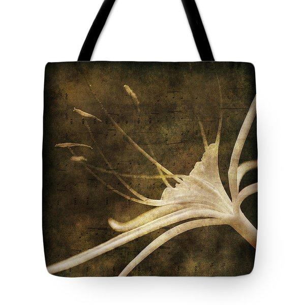 Our Melody Tote Bag by Susanne Van Hulst